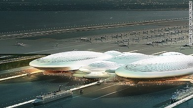 Floating airports: Are they about to happen?