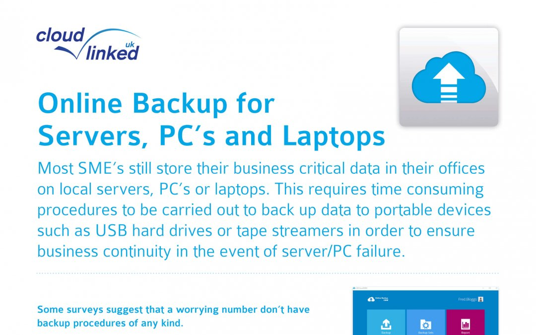 Hosted Backup | Cloud Linked UK