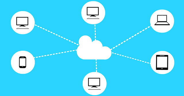 What are the different types of cloud computing?